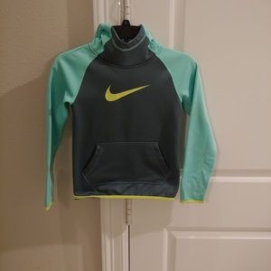Nike Dri-Fit Loose Pullover Hoodie Youth Sz Small